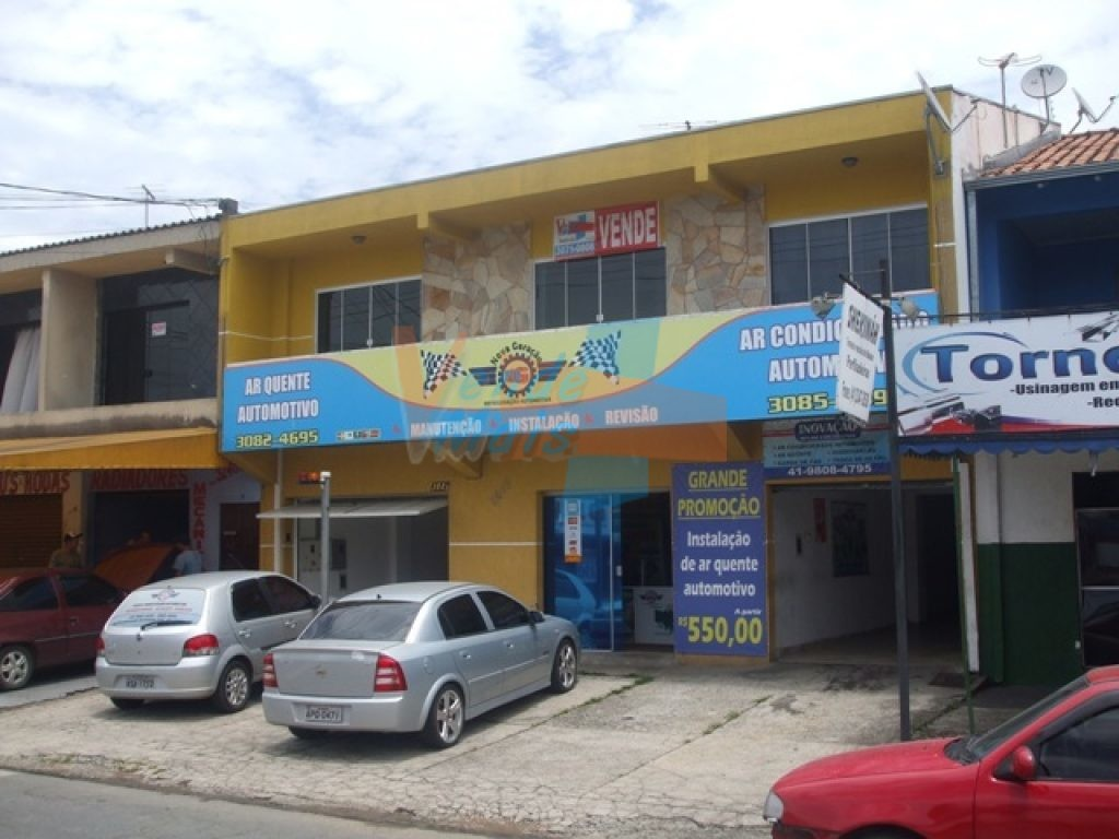 Ref. 2705 – Sobrado Residencial/Comercial CIC