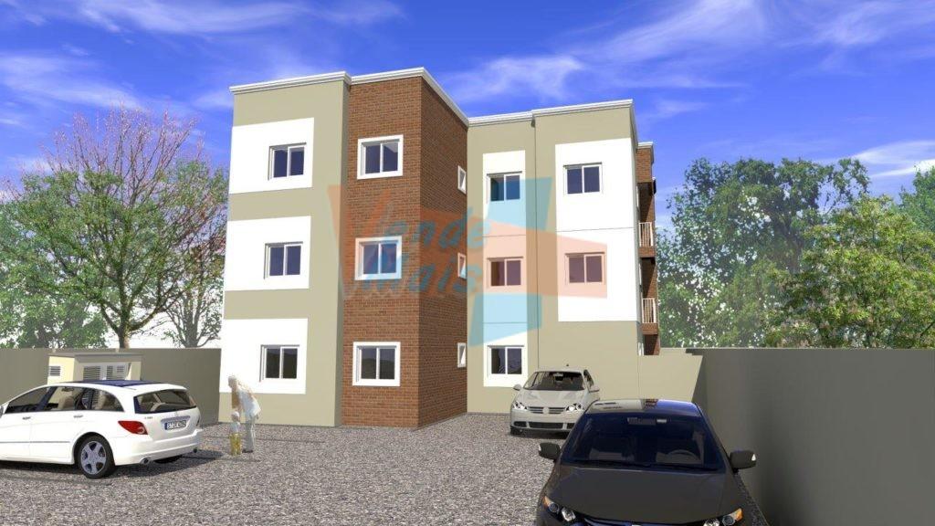 Ref. 2990 – Apartamentos Novos com 02 e 3 Dormitórios -Bairro Parque da Fonte – São José dos Pinhais