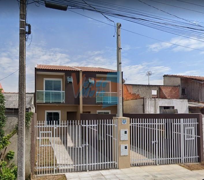Ref. 2998 – Sobrado Novo Frente Para Rua com 2 Dormitórios – GANCHINHO