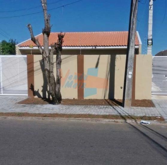 REF. 3001-1- EXCELENTE CASA EM CONDOMÍNIO NOVA – CAJURU